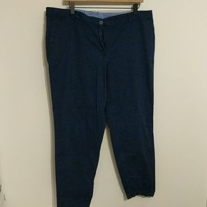 Talbots The Weekend Chino Navy - 16W